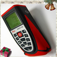 Wholesale Hot sale S2 Handheld Laser rangefinders Distance Meter measurement range finder tape measuring in
