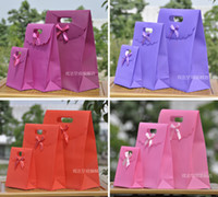 Wholesale Hot New Favor Holders PVC Wedding candy bag gift bags jewelry bag candy bags goodie bags