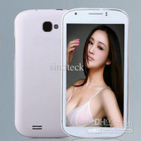 Wholesale FREE GB Unlocked S2 N7100 Inch Android WIFI Dual Cam Smart Mobile Quad Band Cell Phone S3