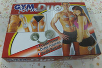 Cheap Gym form Duo 4 Muscles System Electronic 2 Pads Beauty Slimming Massage
