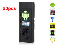 Wholesale New Android Dual Core Cortex A9 RK3066 DDR3 G RAM GB Nandflash Smart Network TV Player