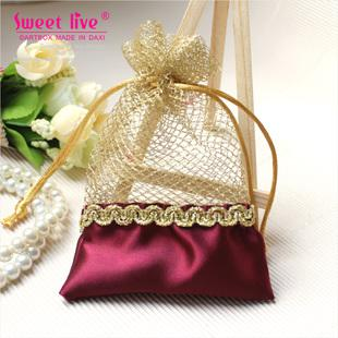 Gauze Wedding Candy Bag/ Gift Bags/ Jewelry Bag/candy Bags/goodie Bags ...