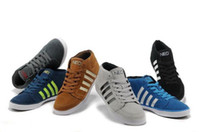 Wholesale Brand New Fashion Mens Comfortable Causal Shoes Suede Material Leisure Shoes Dress Shoes Sport Shoes