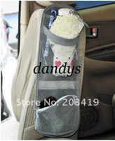 Wholesale Car multi function Pocket Storage Organizer Bag box for Back seat side of chair Hangin