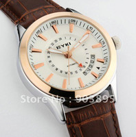 Wholesale Free ship New Original EYKI Brand Dress fashion style Wrist watch Japan Movt Automatic vintage