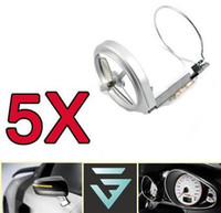 Wholesale 2013 new In stock X New Truck Car Use Folding Drink Cup Holder Stand With Fan