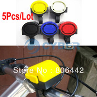 Wholesale 5Pcs Electronic Loud Bike Bicycle Bell Ring Powered By x AAA Battery