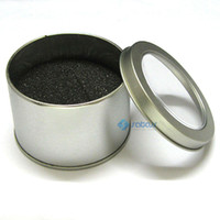 Wholesale Metal Watch Gift Box Stainless Steel Round Gift BOX Package