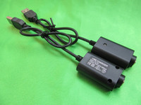 Wholesale Electronic cigarette Charger USB ego Charger In V Out V with IC protect for ego t c evod Battery USB charger