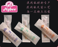 Wholesale Toothbrushes of the genuine mybee month tastes disposable baby products B29 EMS free