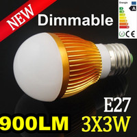 Wholesale Good Dimmable E27 E26 W LED Candle Lamp candle light Candle LED Bulbs V V led bulb