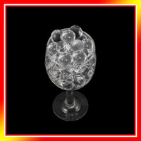 beads vases - 10 Bag White Magic Crystal Mud Soil Water Beads Flower Plantng Vase Crafts New Wedding Party Supply