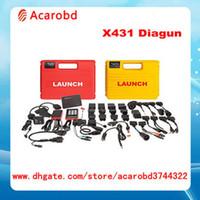 Wholesale Professional Car Scan Tool Launch x431 diagun multi functional Full Set Cindy