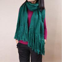 Wholesale 2013 Fashion Shawl Wool Scarf tk0218
