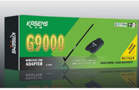 Wholesale High quality Wireless USB Adapter Wifi Adapter KASENS KS G9000 Chipst dBi mW High Power