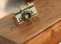 Wholesale Retro Camera Rings With Bronze Ring For Gifts Adjustable Alloy Ring