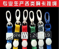 beautiful cell phones - retail beautiful Neck Strap lanyard ID Card Cell Phone strap Badge Pass Card Holder cm pl