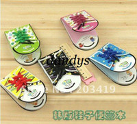 note pad printing - cartoon SHOES Notepad Memo pads Paper Scratch message Fashion message