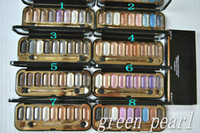 Wholesale Free Gift New Makeup Color Eye shadow plate g in box pc