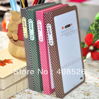 Wholesale New Korea Creative Stationery Cute K Journal Planner Diary notebook Notepad Daily Book for Any Ye