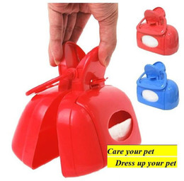 Wholesale Mini Scissor Scoop Convenient Scoop Sanitary Tool Stay Clean Pet Poop Scooper dog cat waste tool