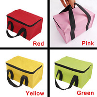 Wholesale Outdoor Travel Cold hot Insulated Thermal picnic bags Thermal bags Cooler bags Tote Bag