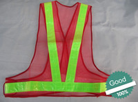 Wholesale Good quality reflective safety vest reflective vest safety clothes