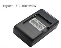 Wholesale USB Wall Battery Charger AC Wall Dock Charger for MOTOROLA RAZR V3x KRZR K1 BC50 BC60 BK70