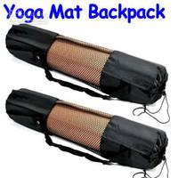 Wholesale Private yoga mat backpack satchel yoga backpack FreeShipping