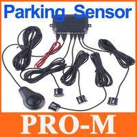 Wholesale Car Reversing system with car Parking Sensors Car Backup Reverse Radar Kit with human Voice Alert