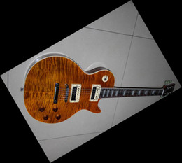 New Standard electric guitar beer root brown burst best finish 20120818