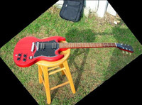 Red Solid Body 6 Strings best SG Special Faded Worn Cherry 490 Alnico II Humbuckers electric guitar CLEAN OEM Available Cheap