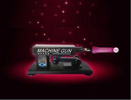 Wholesale sex toy golden gun cannon machine masturbation machine for female machine gun