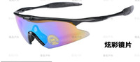 Wholesale Professional cycling sports glasses motorcycle windproof sunglasses