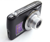 Wholesale 2 Inch TFT LCD Display MP Digital Camera with X Digital Zoom MP CMOS