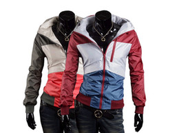 Wholesale Wind Waterproof Sunscreen Uv Man Dust Coat Speed Dry Clothes Thin Trench Coat tk00087