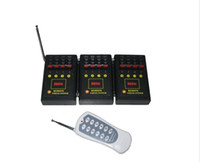 Wholesale CE Passed electric ignition AC remote radio fire mhz channels fireworks Remote Firing System Best seller