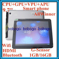 Wholesale 2013 Cheapest Bulit in G Tablet PC quot S10 pk Cube WCDMA support Sim Card bluetooth GB Smartphon