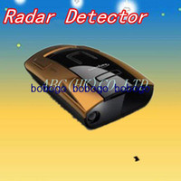 Wholesale car Radar Detector EW707 Early Warning Radar Laser Detector Frequency with Voice Alerts Icon LED Fr