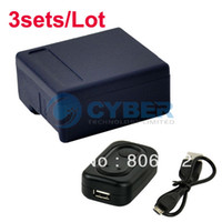 Wholesale 3sets A8 Minimum Miniature Locator Children and Elder Man GSM Tracker Remote Sounds EU Plug Fr