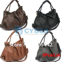 Wholesale Cheap Handbag Women Lady Hobo PU Leather Handbag Shoulder Bag Fashion