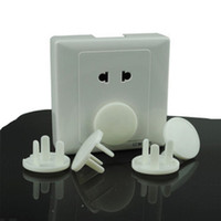 Wholesale Pieces Child Baby Electrical Electric Socket Security Safety Safe Lock Cover Plug