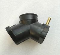 Cheap Yamaha Virago XV250 XV 125 Carb Intake Carburetor Joint Boot 1988-2011