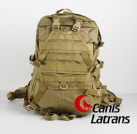 Wholesale Hot Sale Camping Tactical Assault Backpack Waterproof Bag Molle Syste For Hunting Fishing CL5