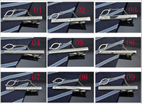 Wholesale New arrival Men s tie clips Promotion factory supply piece mix order