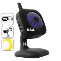 Wholesale Wired Wireless IP Security Camera with Nightvision KSA