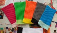 Wholesale New arrival knit weave novel wool glove back case cover for iphone g s and touch