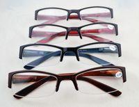 Wholesale Promotion Half Frame Reading Glasses traditional unisex Reader