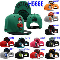 Wholesale Trukfit Series Snapback caps snapback hat hats Colorful trukfit cap adjustable Hats H5666