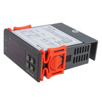 Wholesale All purpose LCD DIGITAL TEMPERATURE CONTROLLER STC with sensor V A Thermostat PC11 EU